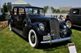 1938 Lincoln K Semi-Collapsible Cabriolet by Brunn, owned by Robert M. Hanson, North Potomac, MD (4334)