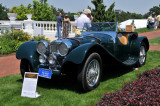 1938 Jaguar SS100 Roadster, owned by Malcolm Pray, Greenwich, CT (4355)