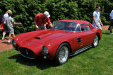 1955 Maserati A6 GCS Berlinetta by Pinin Farina, owned by J.W. Marriott, Jr., Washington, D.C. (4380)