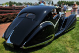 1936 Delahaye 135M SWB Competition Coupe by Figoni & Falaschi, owned by James Patterson of Louisville, KY (4021)