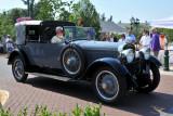 1925 Hispano-Suiza H6b Landaulet by Kellner, owned by Don & Jackie Nichols, Lompoc, CA (4777)