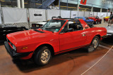 1981 Lancia Zagato, based on Lancia Beta Coupe, designed by Pininfarina, built by Zagato, owned by Walt Keith since new (5003)