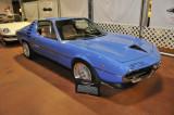 1972 Alfa Romeo Montreal, designed by Bertone, owned by Peter Diamantes (5029)
