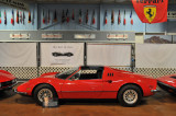 1973 Ferrari Dino 246 GTS,* owned by Michael Tillson (5124)