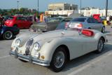 1957 Jaguar XK140 (4011)
