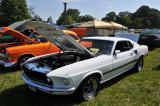 1969 Ford Mustang Mach 1 custom (5207)