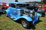 1930 Ford 5-window coupe custom (5411)