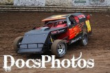 Willamette Speedway June 22  2011  Wild West Modified Shootout