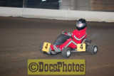 Salem indoor racing Dec 3 2011