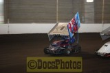 Salem indoor racing Jan 29 2012
