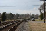 CSX Railroad North Toward Adairsville