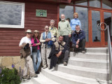Falklands group at Malvina House in Stanley.jpg