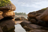 The pink granit coast - Brittany