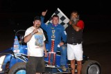 8-27-11 Marysville Raceway Park: BCRA Midgets - 360 Sprints - Joe Hunt Wingless