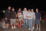 4th Annual Louie Vermeil Classic, Calistoga Speedway Night 2