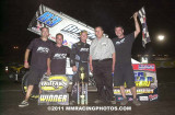 9-9-11 Gold Cup night 3 - World of Outlaws