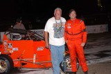 9-17-11 Madera Speedway: Harvest Classic- BCRA Midgets - Supermodifieds - USAC Western Sprints & Ford Focus and more