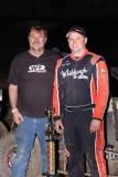 4-7-12 Marysville Raceway Park: BCRA Midgets - BCRA Vintage - 360 Sprints -MRP Super Stocks