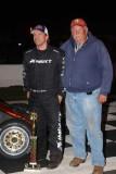 5-5-12 Madera Speedway:Vukovich Classic: BCRA/USAC Midgets - USAC Sprints - NCMA Sprints - Super Modifieds - BCRA Vintage