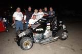 6-9-12 Madera Speedway: BCRA/USAC Midgets - USAC Classic Sprints - NCMA Sprints - Super Modifieds - Vintage Midget & Supers