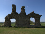 Sandal Castle - Remains