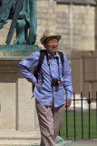 Tired Tourist - York