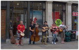 Street Band in York