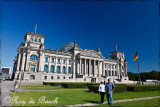 The house of the Parliament of the German Empire