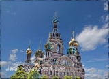 St. Petersburg, Russia: The Church of Our Savior