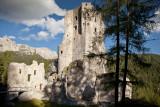 Castello di Andrac - Livinallongo (BL)