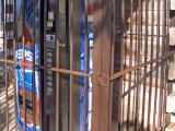 Pepsi Machine in Jail