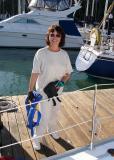 712 At Sams Dock in Tiburon