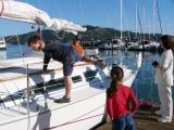 713 At Sams Dock in Tiburon