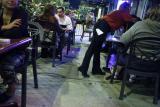 side walk diners