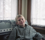 my favorite fella at age nine