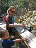 Birdfeeding With Nana