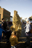 Straw bear Festival, Whittlesea, 2008.