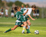Soccer: Los Alamos vs Farmington GJV -- 8/28/2011