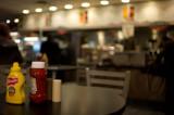 Terminal F Mustard  Ketchup