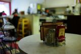 Tomato Ketchup at Sam's Cafe