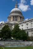 St. Pauls on a Sunny Day