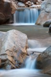 Virgin River Falls