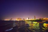 Tel Aviv at Night from Jaffa