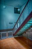 Habana Blue Stairs