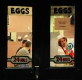 Eggs Eggs  24 Hrs 24 Hrs (Clover Grill)