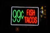 99 Cent Fish Tacos