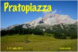 PRATOPIAZZA  (9-10 luglio 2011)