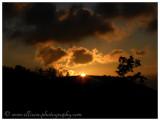 Sunrise from Bambois
