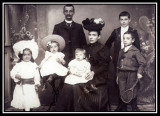 Family pictures from Bygone Eras...