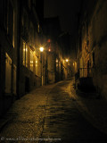night ramble through the medieval old town